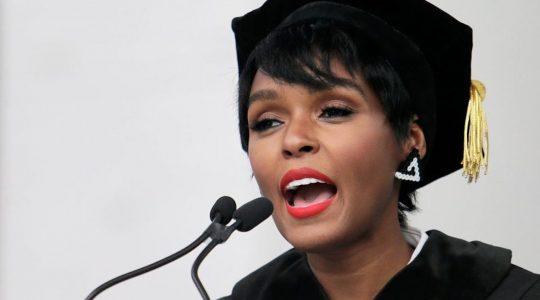 Janelle Monae Speaking at Dillard University Graduation - LAICU