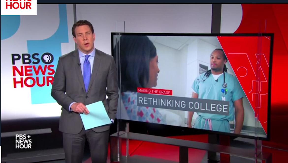 PBS News Hour on African-American doctors and Xavier University - LAICU