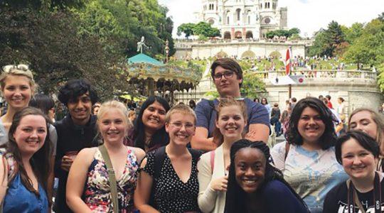Centenary Study Abroad Program - LAICU