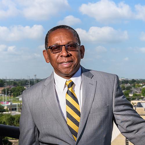 C. Reynold Verret, President, Xavier University