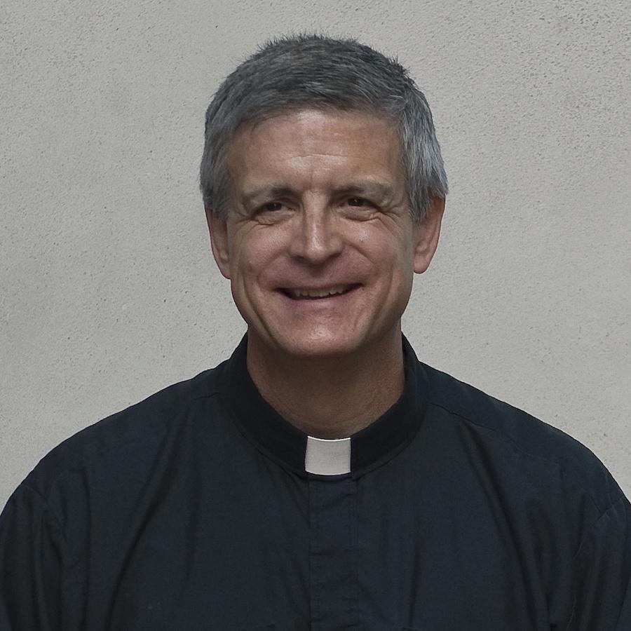 Gregory Boquet, O.S.B. - President-Rector, Saint Joseph Seminary College
