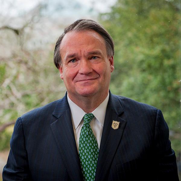 Michael Fitts, President, Tulane University - LAICU