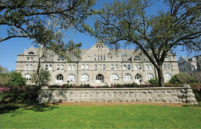 Tulane University Campus - LAICU