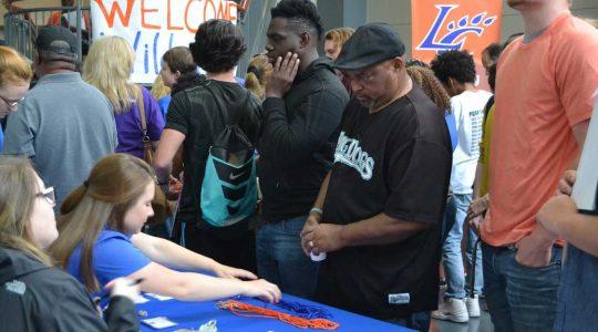 Louisiana College Spring Enrollment Increase Image - LAICU